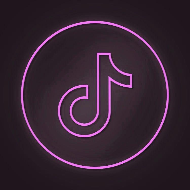 Tik Tok Logo In 2021 Apple Logo Wallpaper Iphone Ios Icon Snapchat Icon