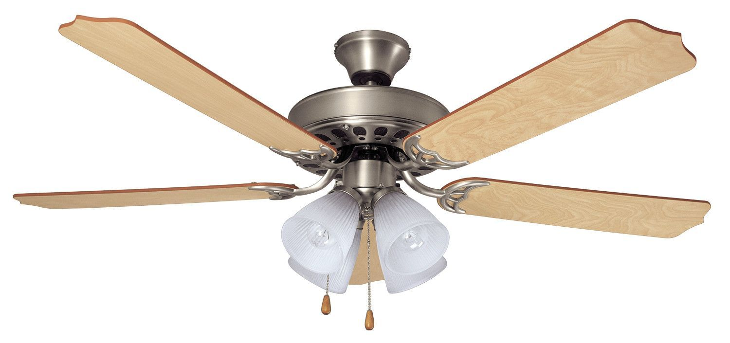 52 Bala 5 Blade Quick Connect Ceiling Fan Ceiling Fan With