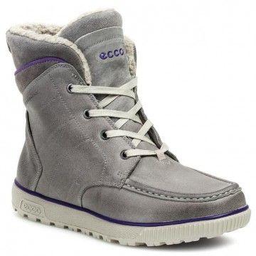 Trapery Ecco Siberia Lite 85291355915 Wild Dove Siberia Boots Shoes