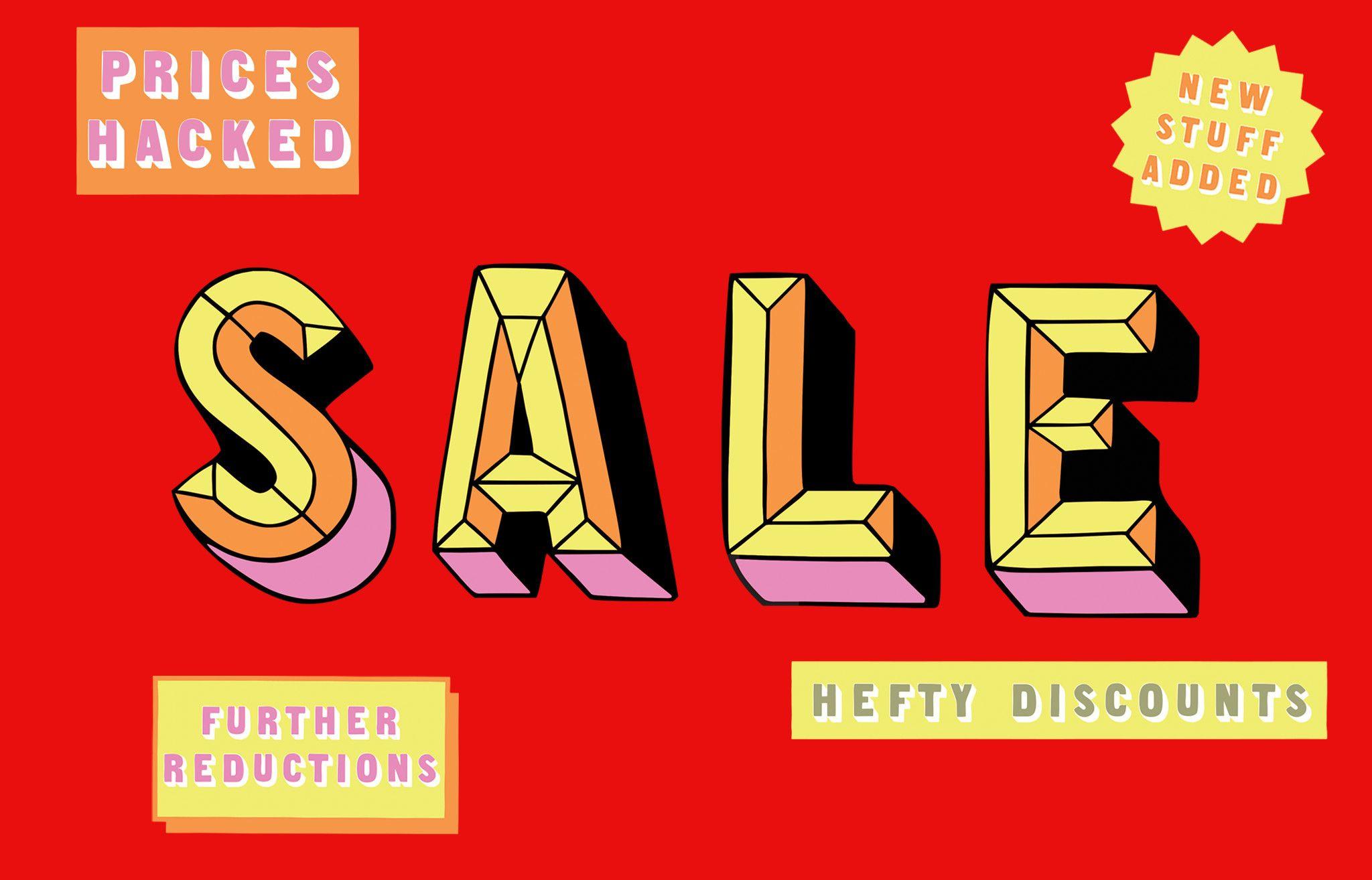 Sale Ss16