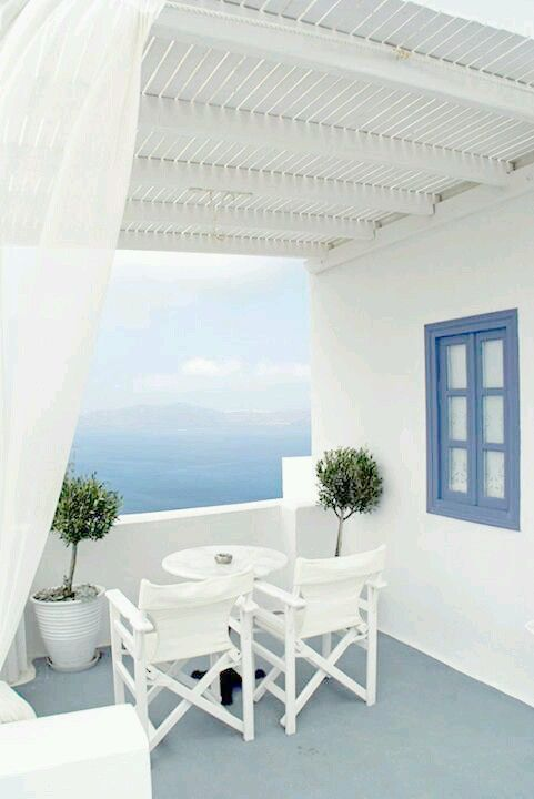Santorini Patio Furniture: Pin By Lina Traikoudi On SANTORINI AND MORE