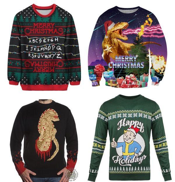 Nerdy Christmas Sweaters.Pin On Fashion Inspo
