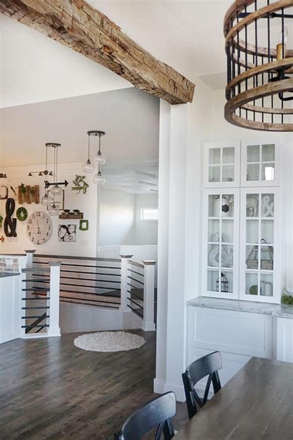 31 Amazing Modern Farmhouse Interior Design Ideas | Modern ...