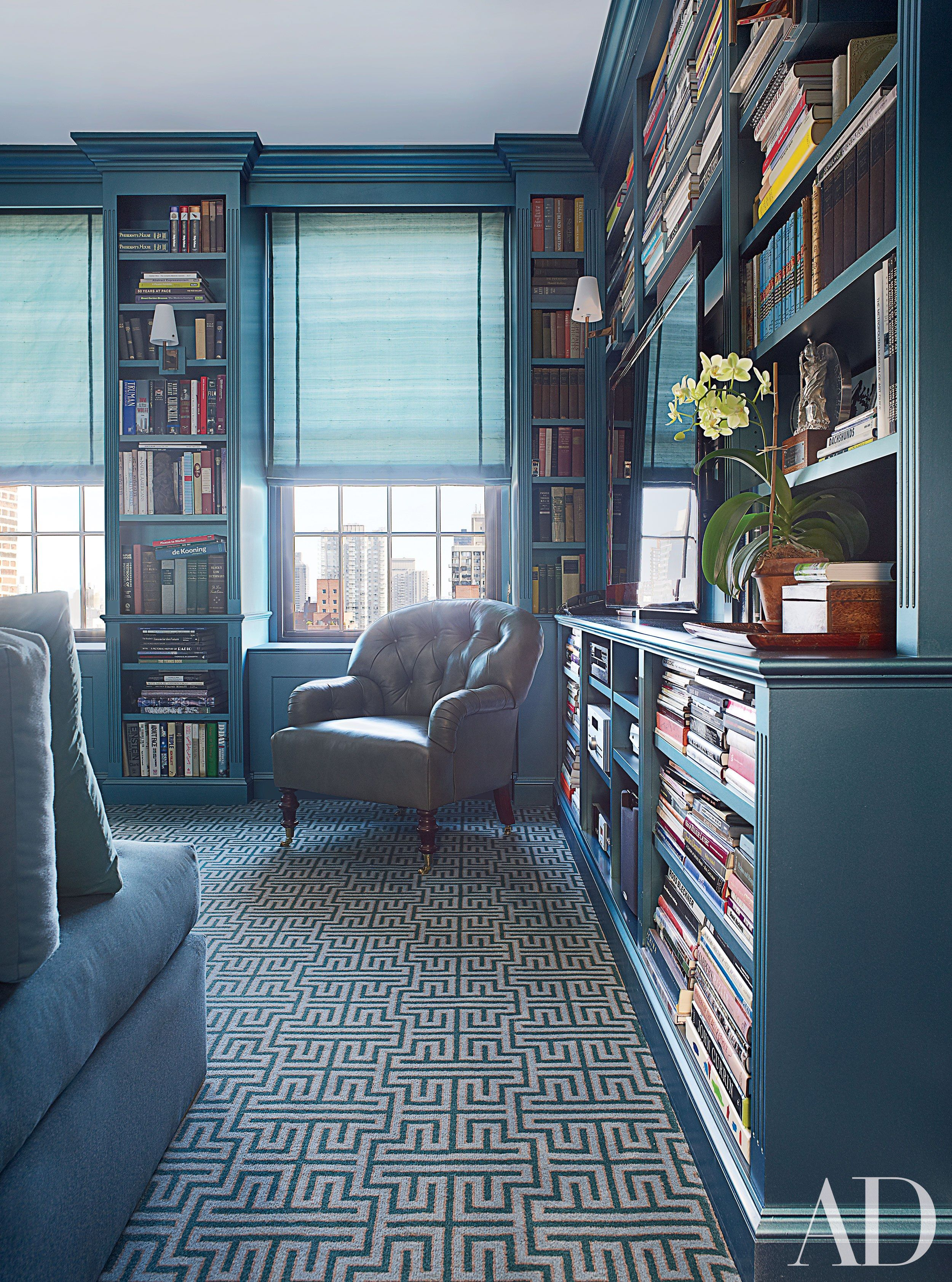 Living Room Library Design Ideas: These Home Libraries Are A Book Lover's Dream (With Images