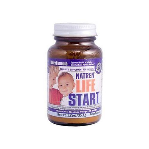 Natren Life Start Probiotic Supplement For Infants - Powder - 1.25 Oz - 0810861