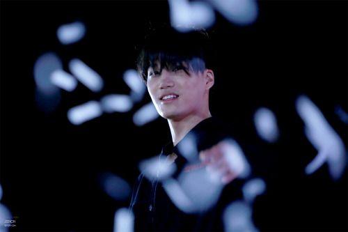 Kai - 150523 I Love You Korea 2015 Dream Concert Credit: Zenon. (사랑한다 대한민국 2015 드림콘서트)