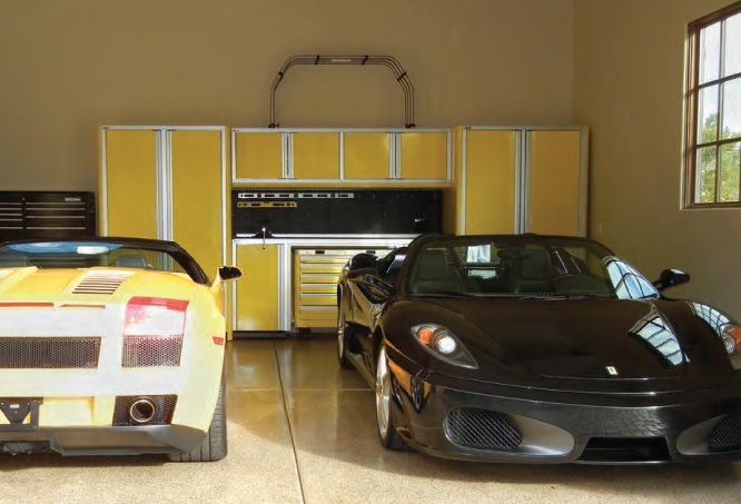 C Tech Aluminum Cabinets For Garages