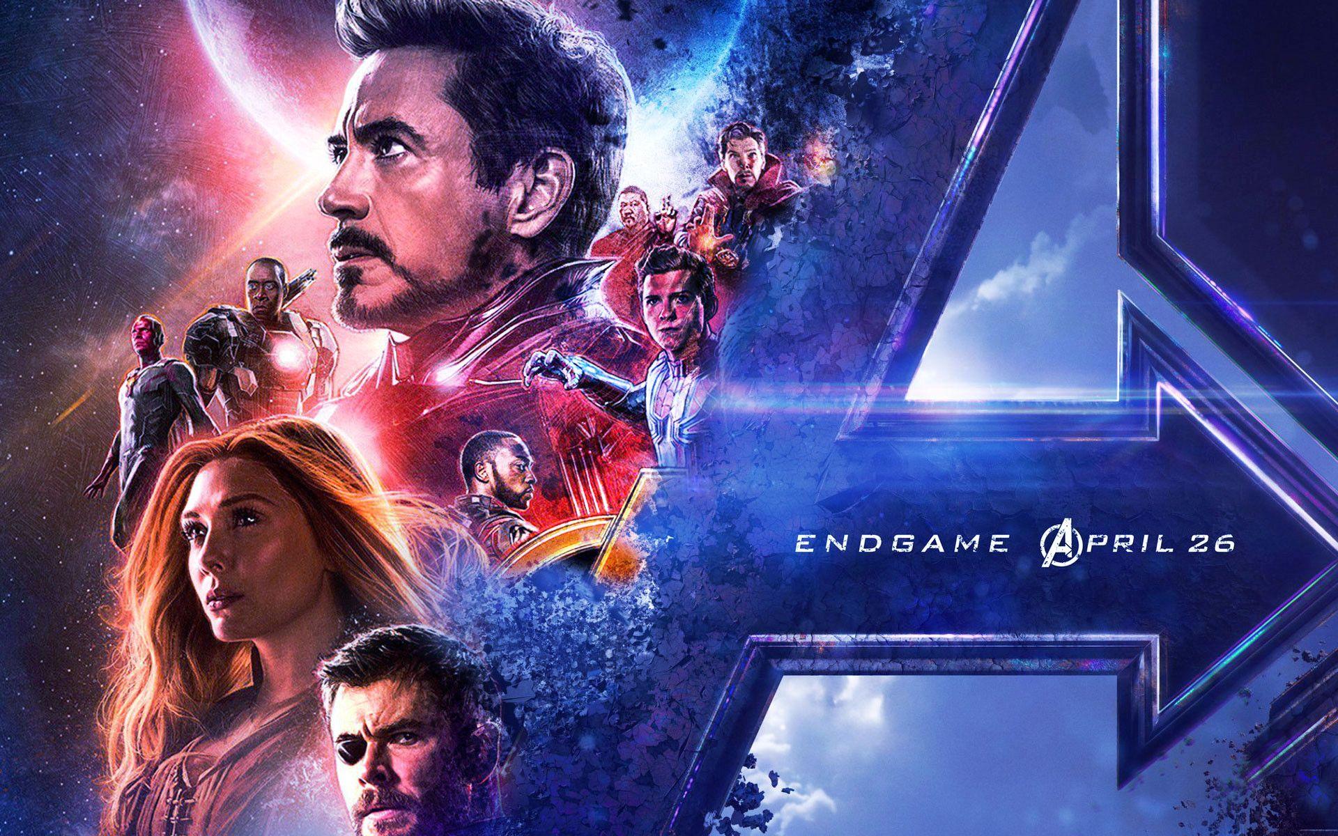 Awesome Avengers Endgame 2019 Desktop Wallpapers Hd Avengers Avengers Film Marvel Posters