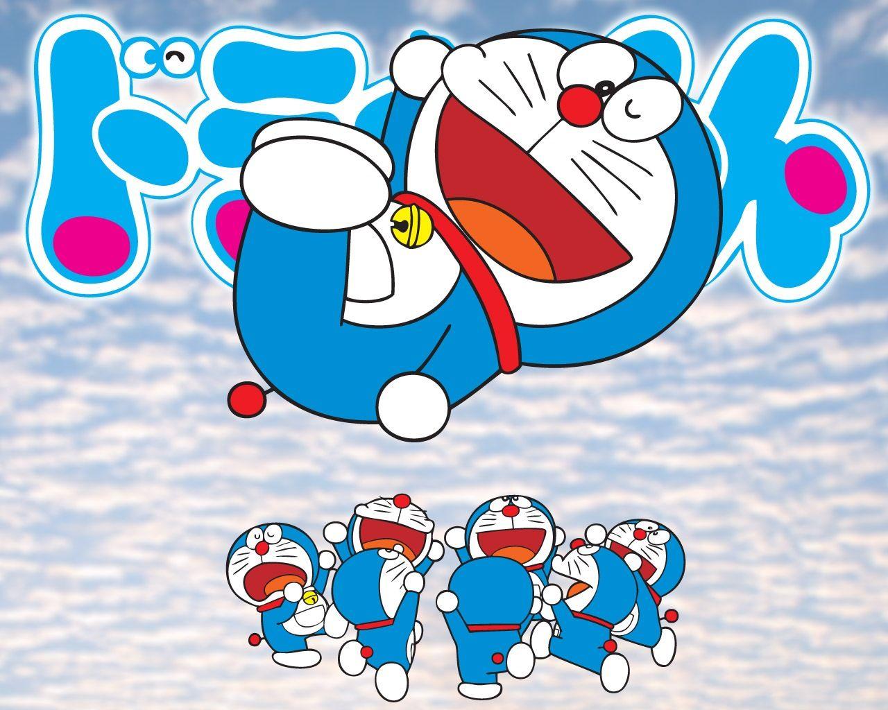 ドラえもん 壁紙 Doraemon Wallpaper Dengan Gambar