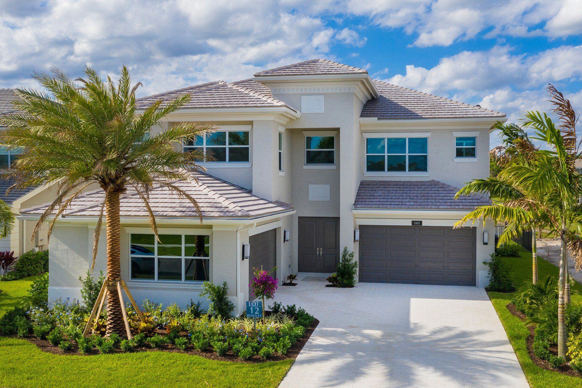The Huntington Plan At Berkeley In Boca Raton Florida Florida Real Estate Gl Homes Florida Real Estate In 2020 Patio Upgrade Florida Real Estate Luxury Estate