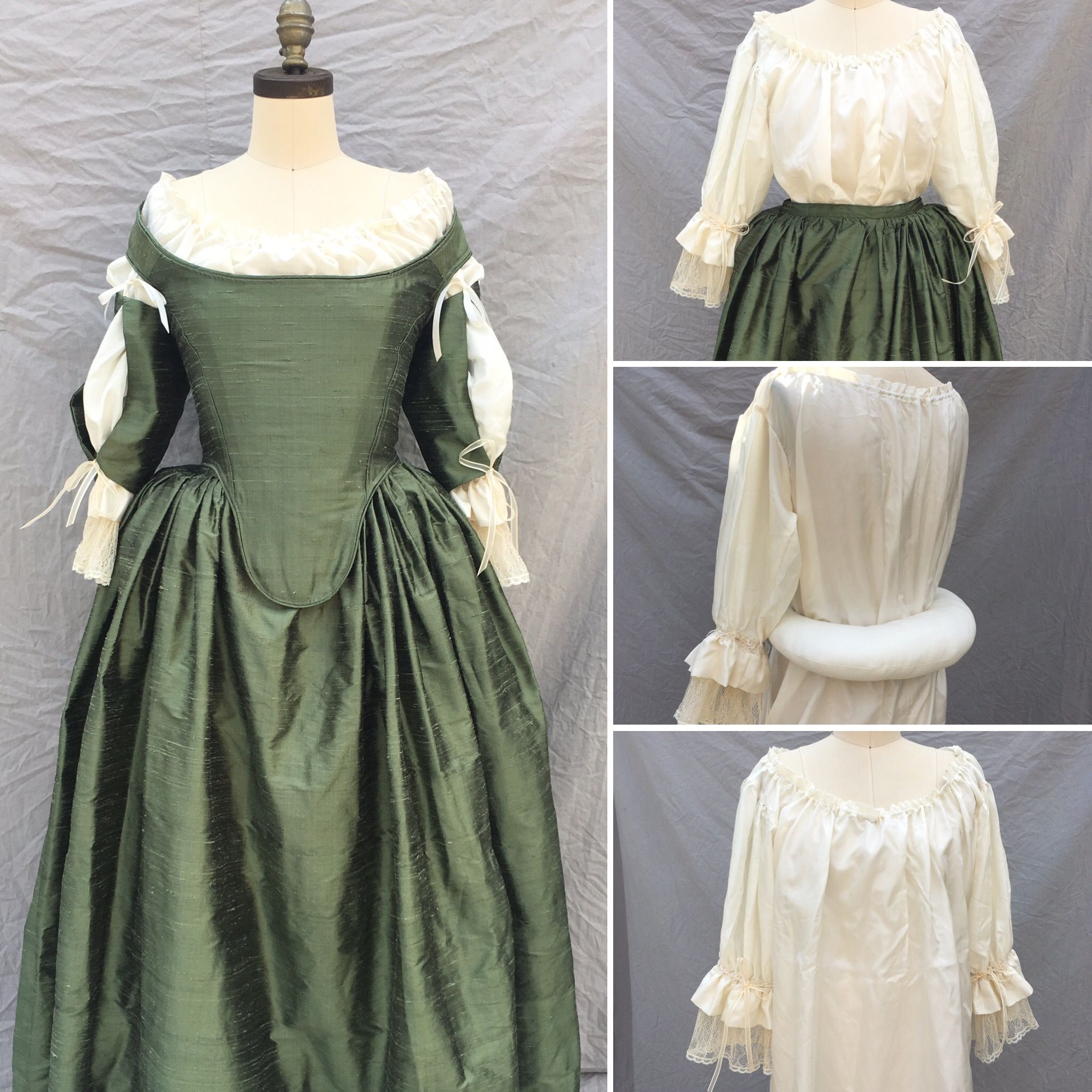 16th//17th//18th Century  BUM ROLL ALL SIZES  ANY COLOUR