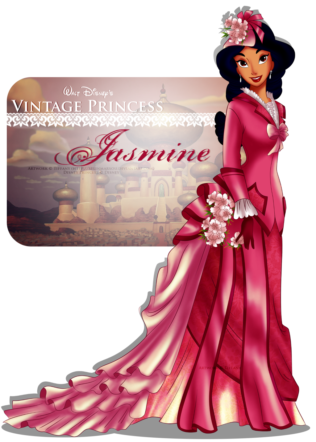 Jasmine by Tiffany [©2012-2014 selinmarsou]