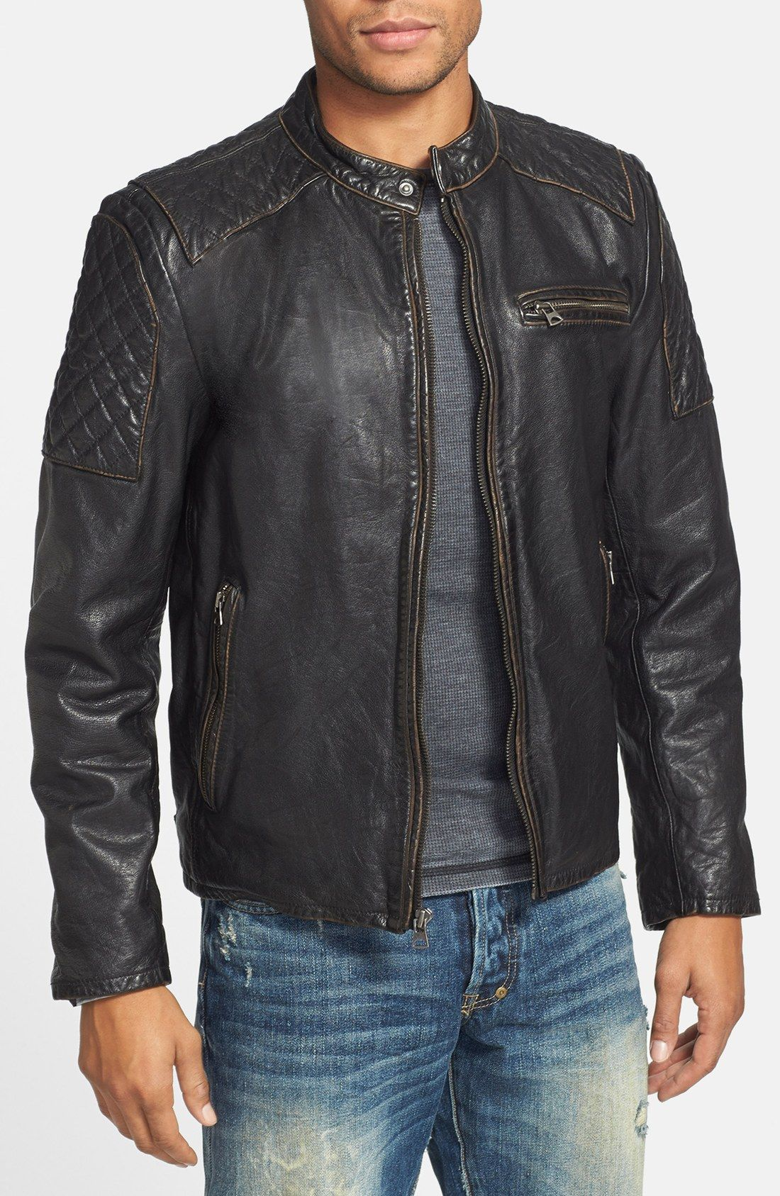 Leather His Pinterest A Style Mode Is Just Jacket Black 5CXxXqw4