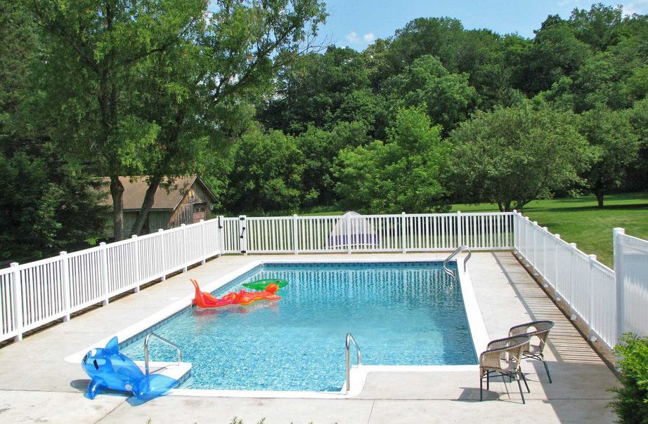 diy inground pool ideas - Inground Pool Patio Ideas