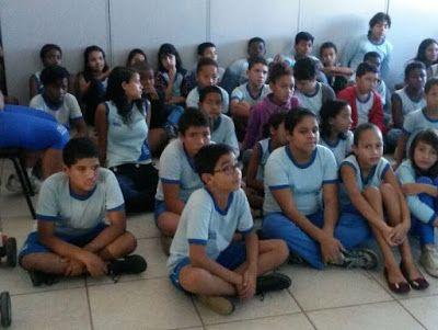 Blog do Inayá: Alunos do Inaya aprendem sobre trânsito seguro com a Guarda Municipal de Rio das Ostras
