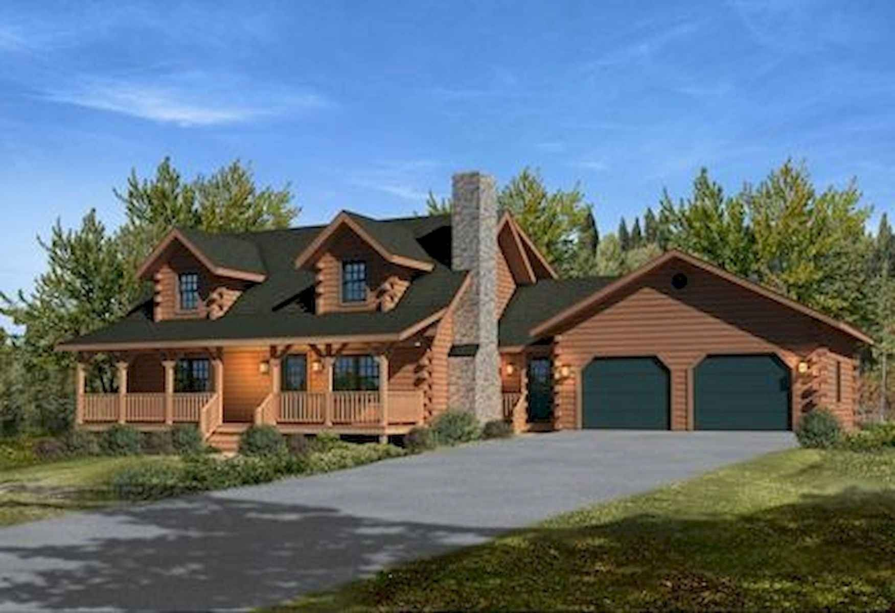 75 Best Log Cabin Homes Plans Design Ideas Log Cabin Homes Log Cabin Plans Cabin Homes