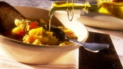 Soupe de poissons - Recettes - À la di Stasio