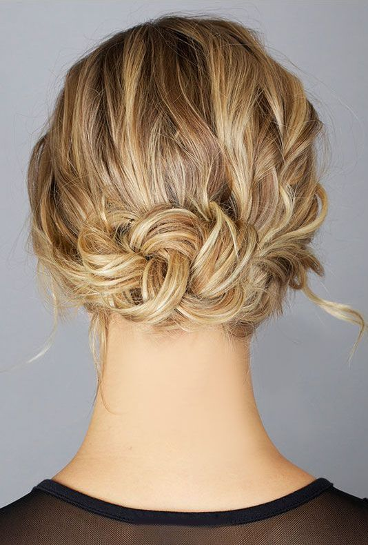 """Tutorial How To Obtain The """"Perfect Messy"""" Bun"""