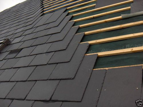 Spanish Slate Buy Roof Slate 30 Year Guarantee In 2020 Slate Roof Roof Tiles Roofing Contractors