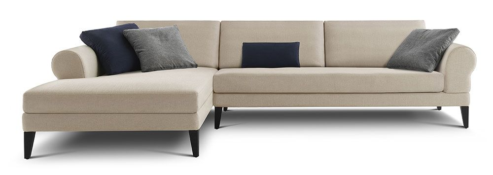 Beautiful Sofa the sonata sofa has been crafted with beautiful rolled arms and