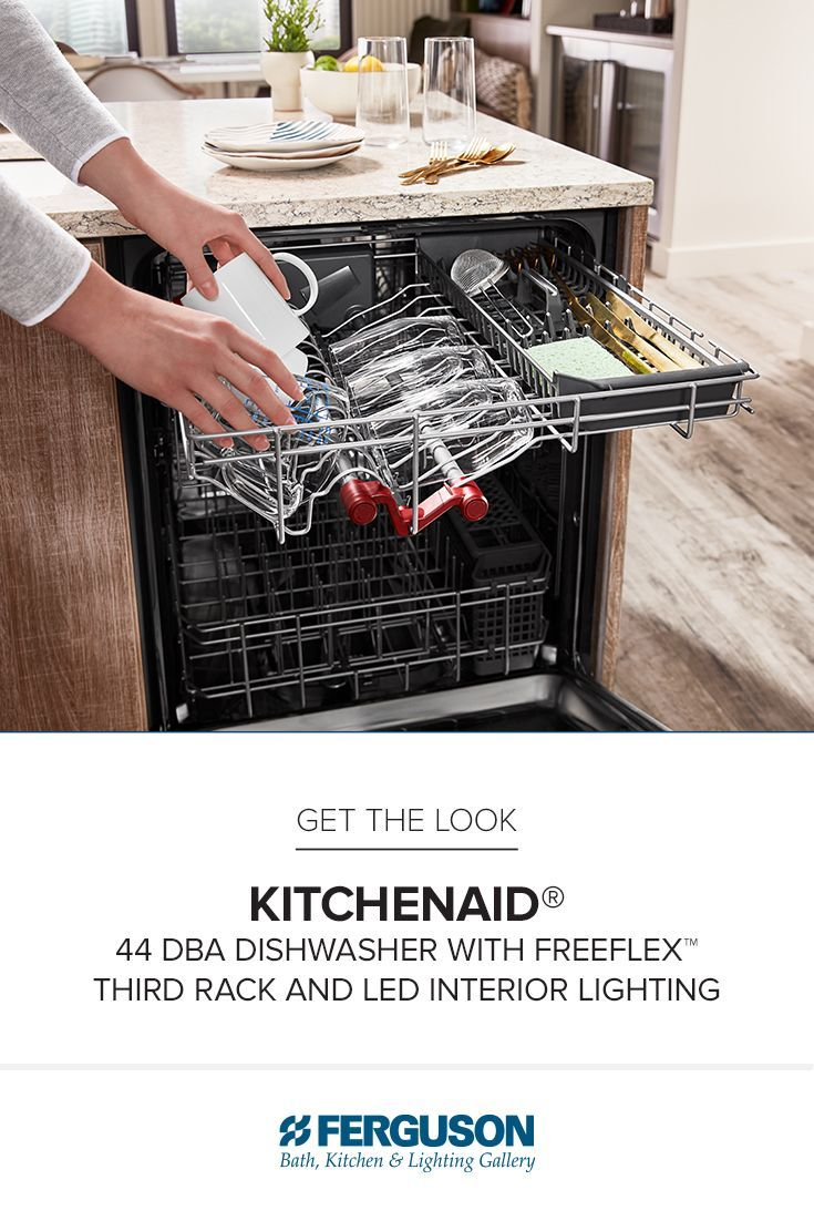 Cook more than you clean with help from kitchenaid