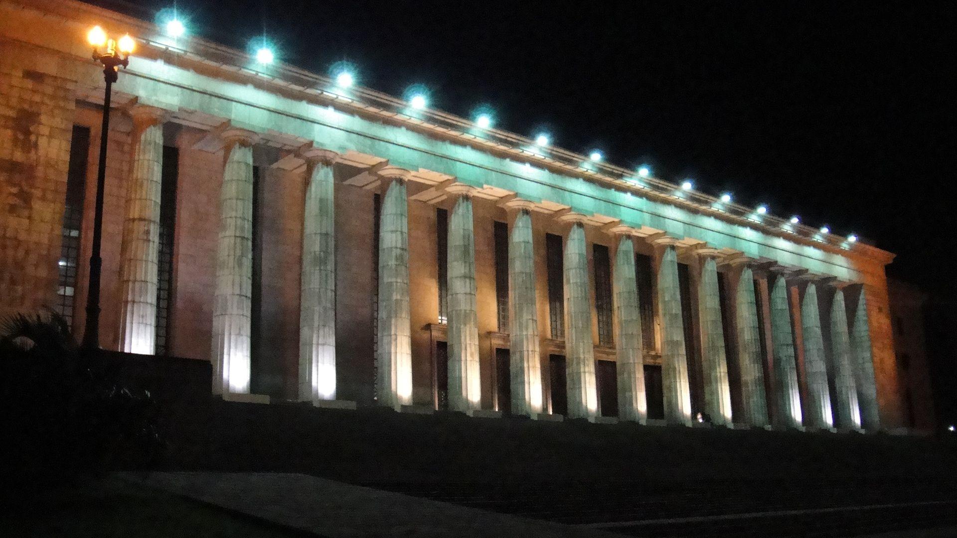 Facultad de Derecho, Ciudad de Buenos Aires. Para más info > www.facebook.com/viajaportupais