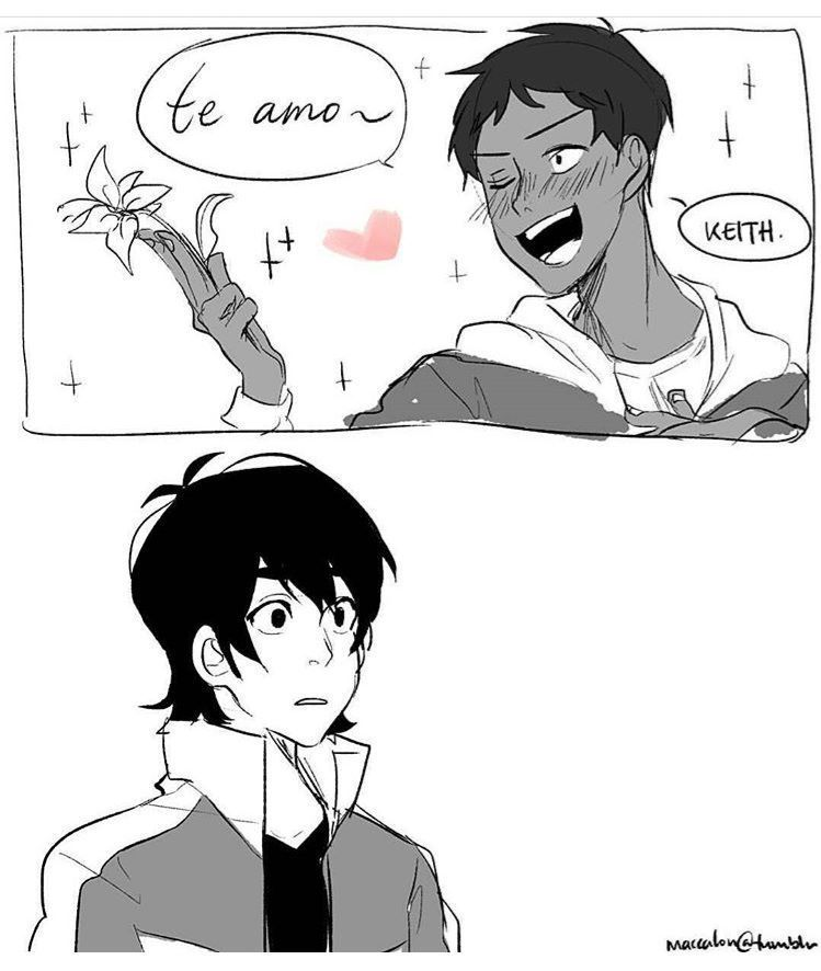 lance confessed to you comic klance | found a comic of Klance and I love it sm