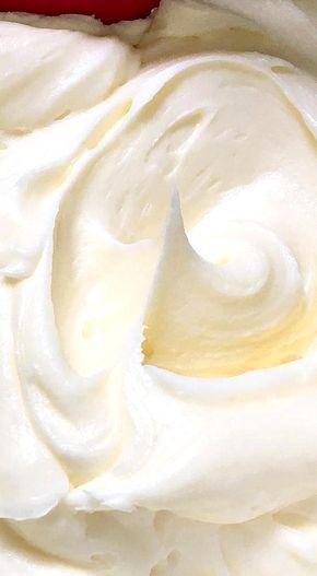 Lemon Cream Cheese Buttercream.