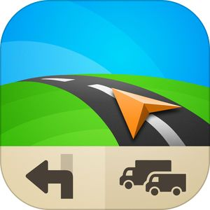 Sygic Truck Gps Navigation Truck Van Rv Caravan And Bus Routing With Traffic By Sygic A S Android Windschutzscheibe Karten
