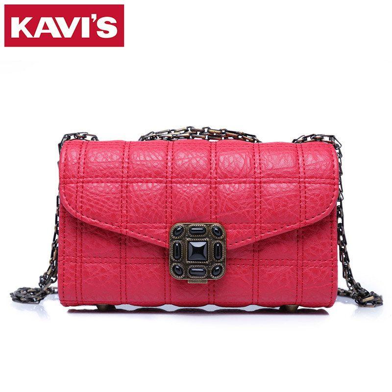 Hot Famous Brand Diamond Lattice Women Handbags Cc Bag Fashion Trend Messenger Bags Chain Flap Las Cross Body Affiliate