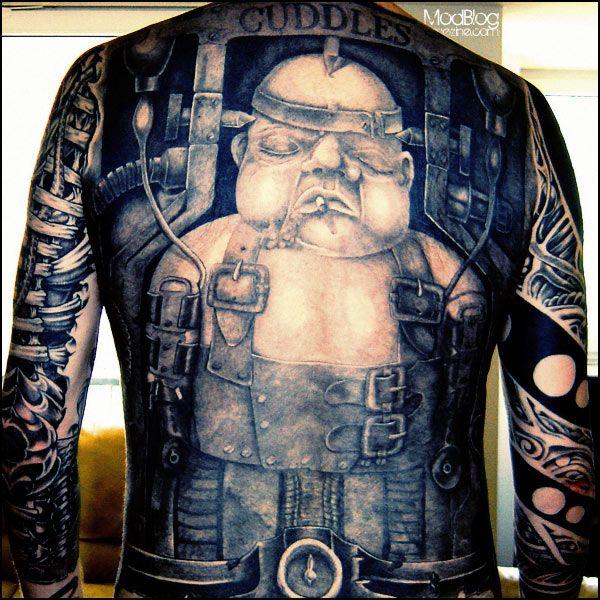 Pelikan ink   Ink, Needles and Brave Soul   Alien tattoo, Tattoos ...