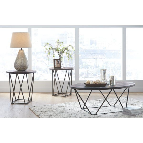 Best Melanie 3 Piece Coffee Table Set Living Room Table Sets 400 x 300
