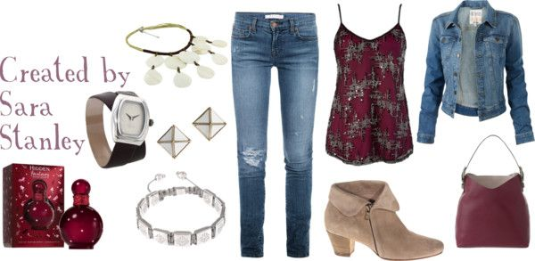 """""""Untitled #267"""" by sara-stanley on Polyvore"""