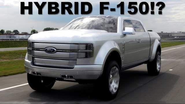 2019 Ford F 150 Hybrid