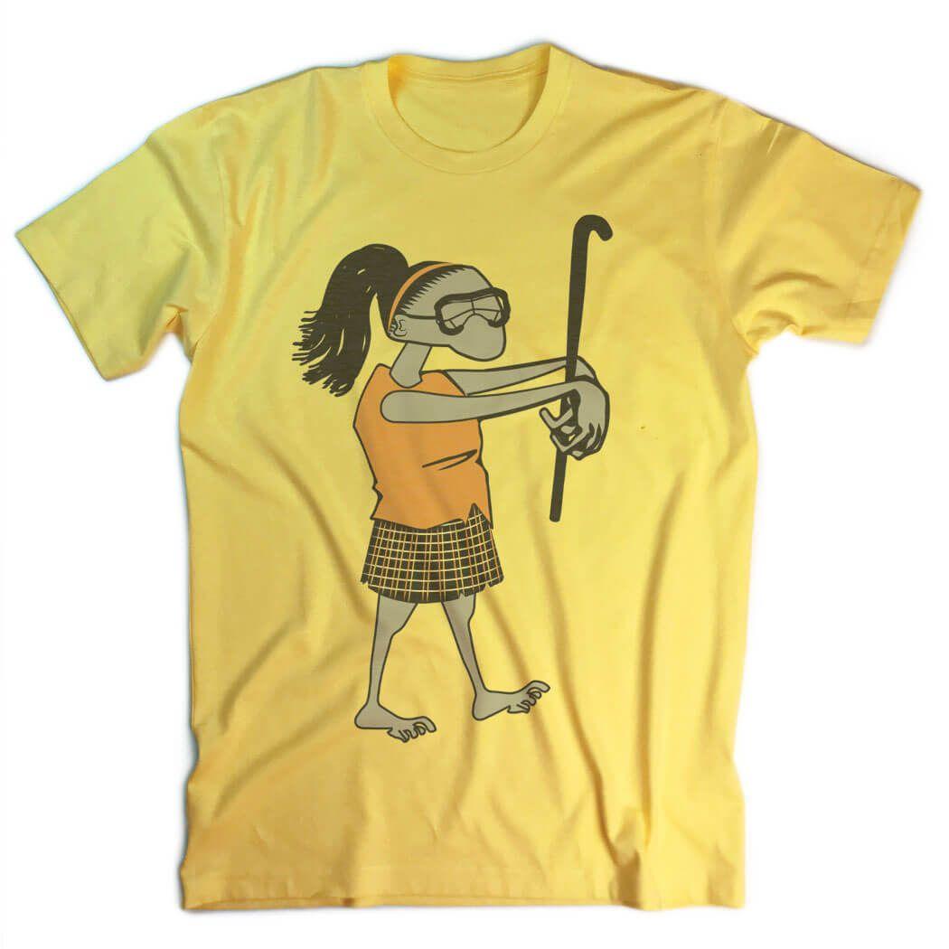 Zombie Catchers Hockey Zombie
