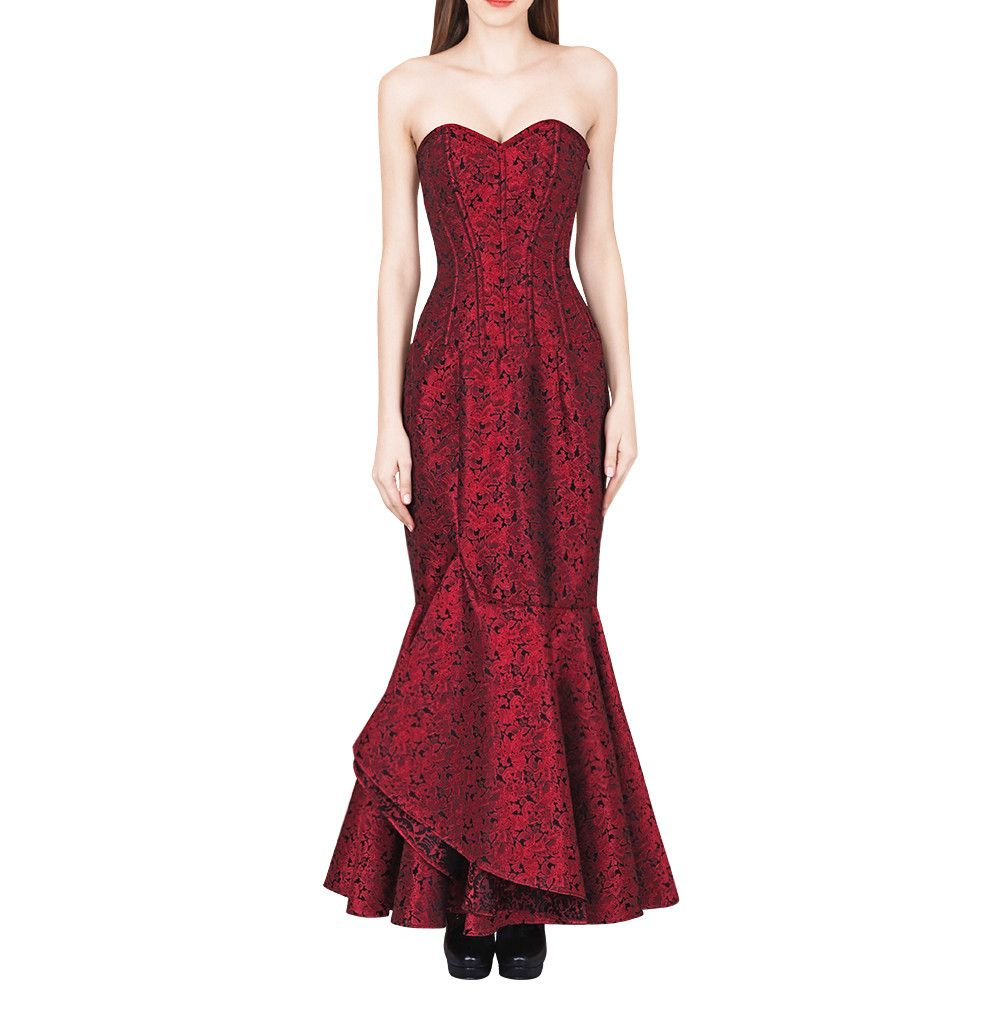 Vimka gothic corset dress goth wedding dresses pinterest more