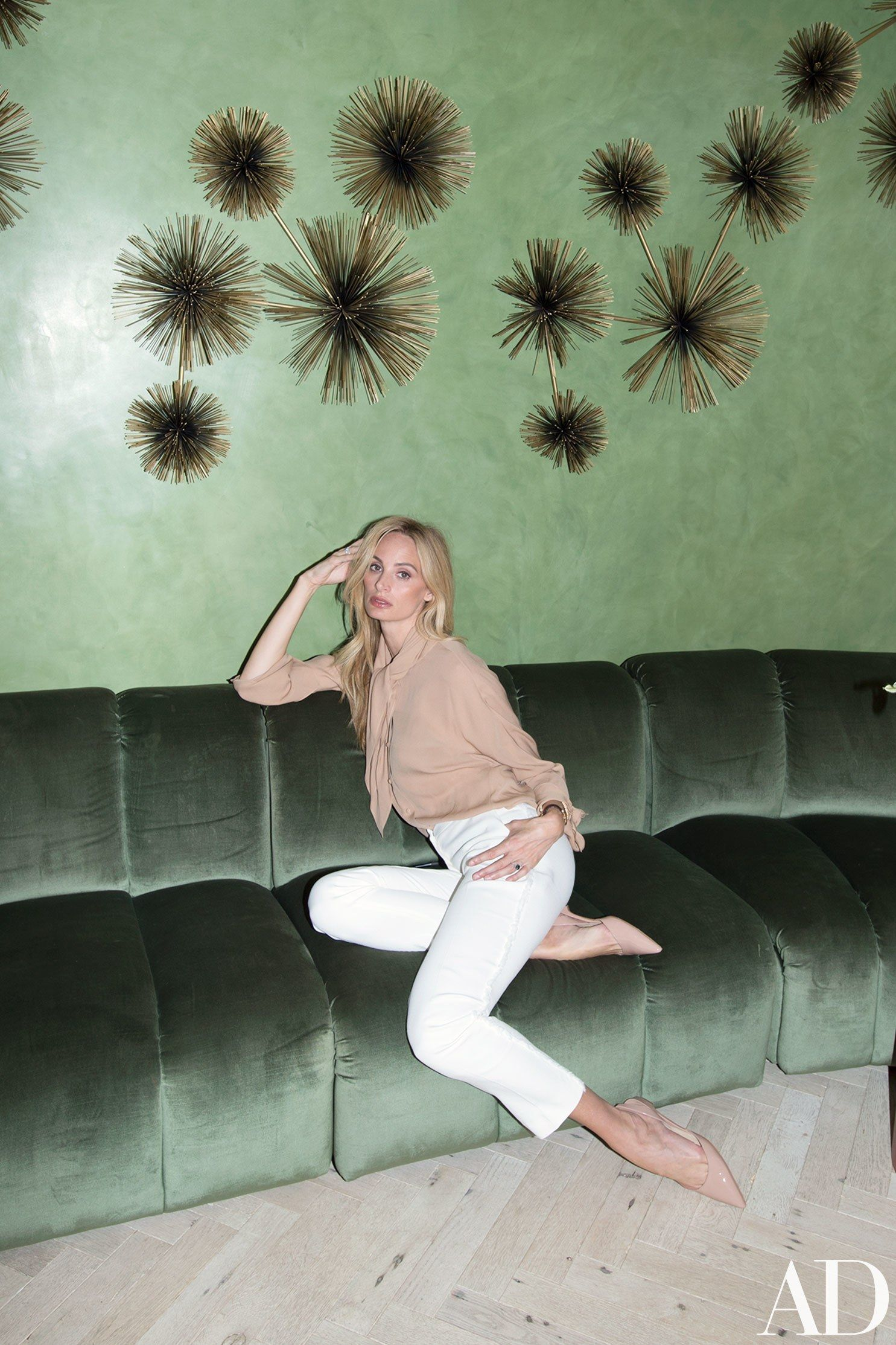 Lauren Santo Domingo s Incredible New Showroom Is Reinventing
