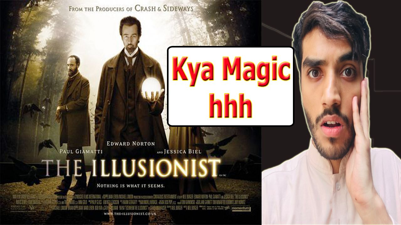 The Illusionist Movie REVIEW HINDI / URDU in 2020 The