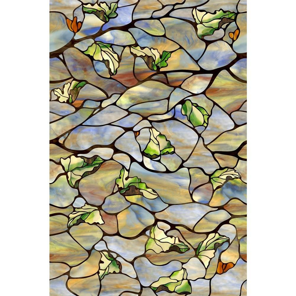 vista decorative window film - Decorative Window Film Stained Glass