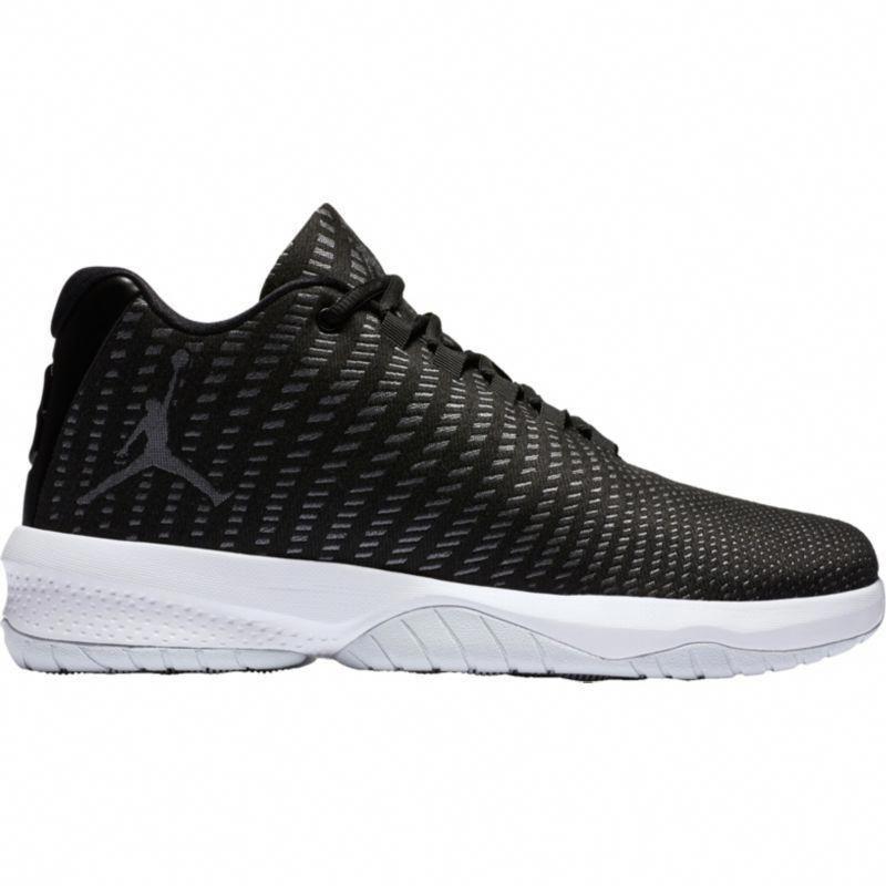 newest 82112 2555a Jordan Men s Jordan B.Fly Basketball Shoes, Size  12, Black   bestbasketballshoes
