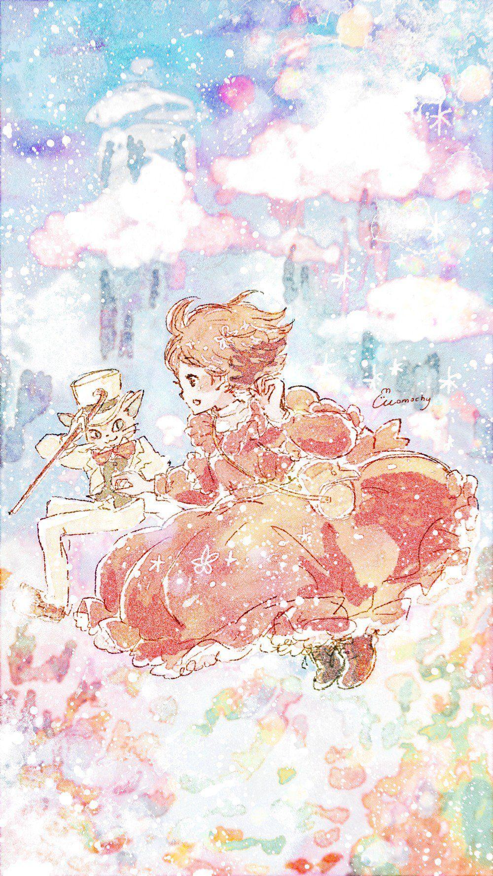 Miazaki 3 おしゃれまとめの人気アイデア Pinterest Jill Jackson ジブリ イラスト かわいい アニメの女の子のデッサン ジブリ イラスト