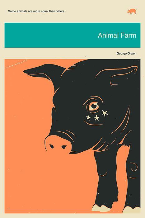 Animal Farm By Jazzberry Blue 동물 농장