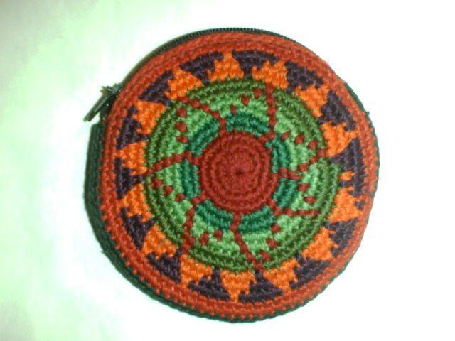 crochet+coin+purse   CROCHET PATTERN COIN PURSE   FREE PATTERNS ...