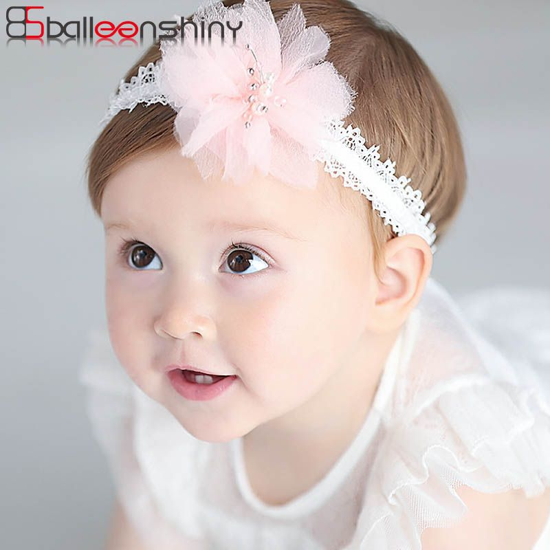 baby  //toddler headband hairband pink band pink butterfly one size fits all