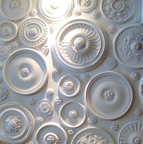 Ceiling Medallion Wall Art when i grow up. | ceilings, ceiling medallions and accent pieces
