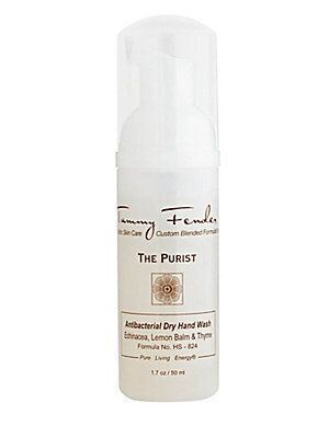 Tammy Fender The Purist Antibacterial Dry Hand Wash 1 7 Oz No
