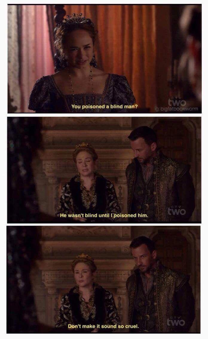 Reign Season 4 On Netflix: Catherine De Medici, Reign Season 4 (With Images)