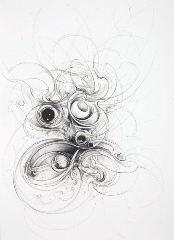 MIMEI THOMPSON http://www.widewalls.ch/artist/mimei-thompson/ #drawing #painting