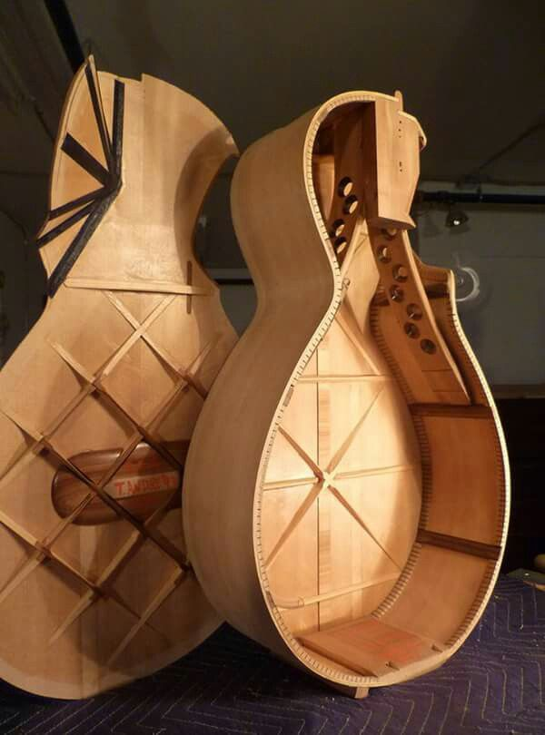 Pin By Shane Guitarmaker On How To Make Guitar Pinterest Guitars