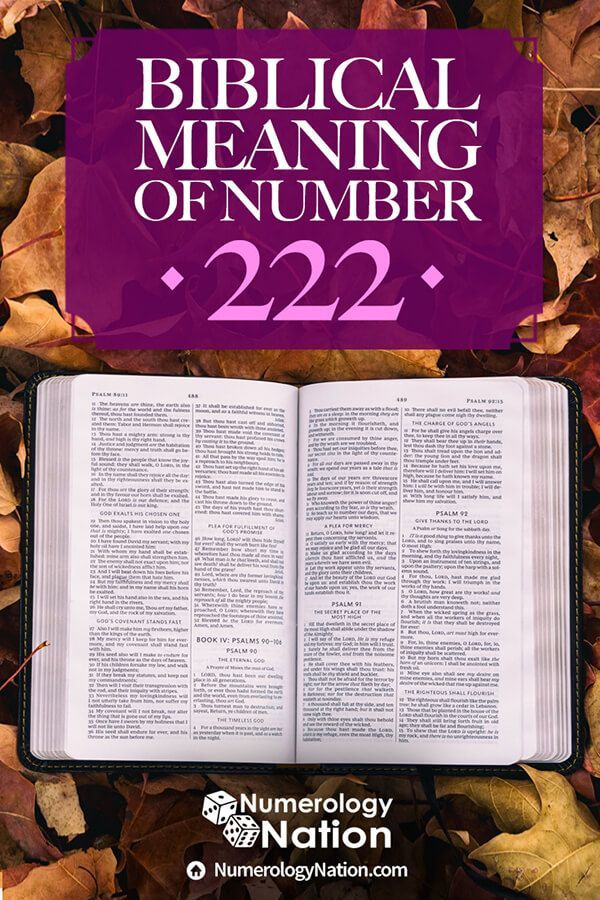 What Does The Number 5 Mean In The Bible